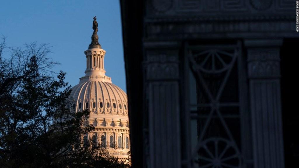 Capitolio protestas