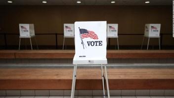 encuesta democracia