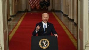 discurso Biden