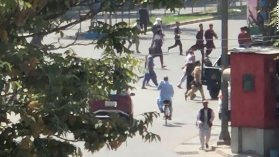 protesta Kabul