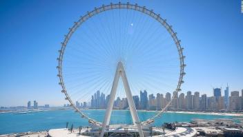 rueda fortuna Dubai