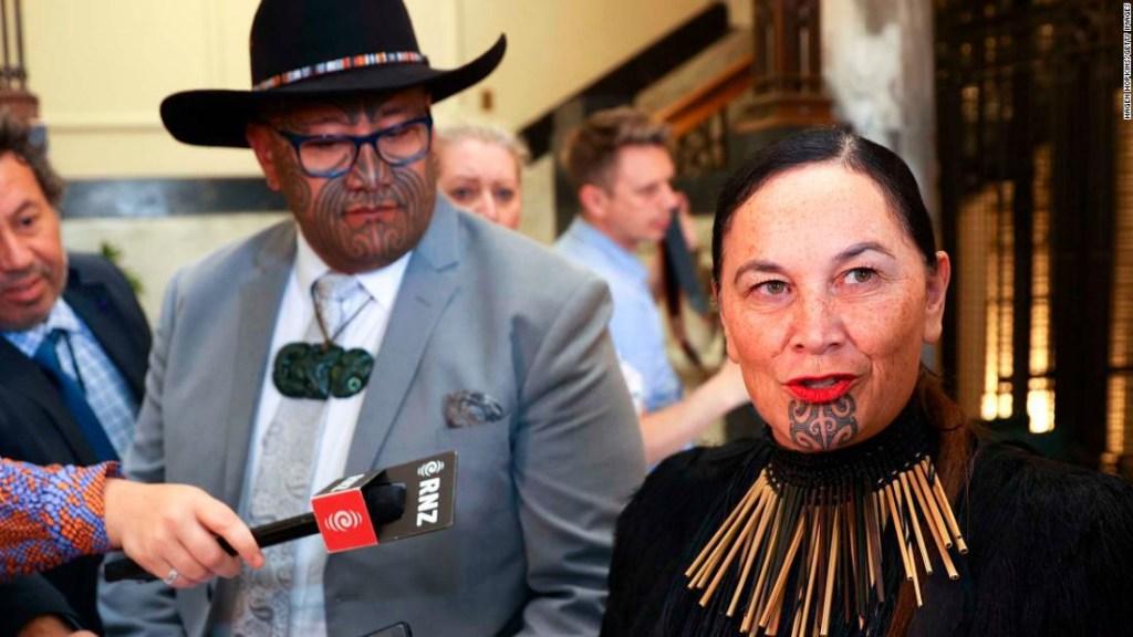 Nueva Zelandia Maorí
