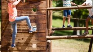 niños ejercicio