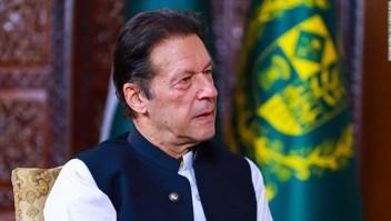 Imran Khan Pakistán