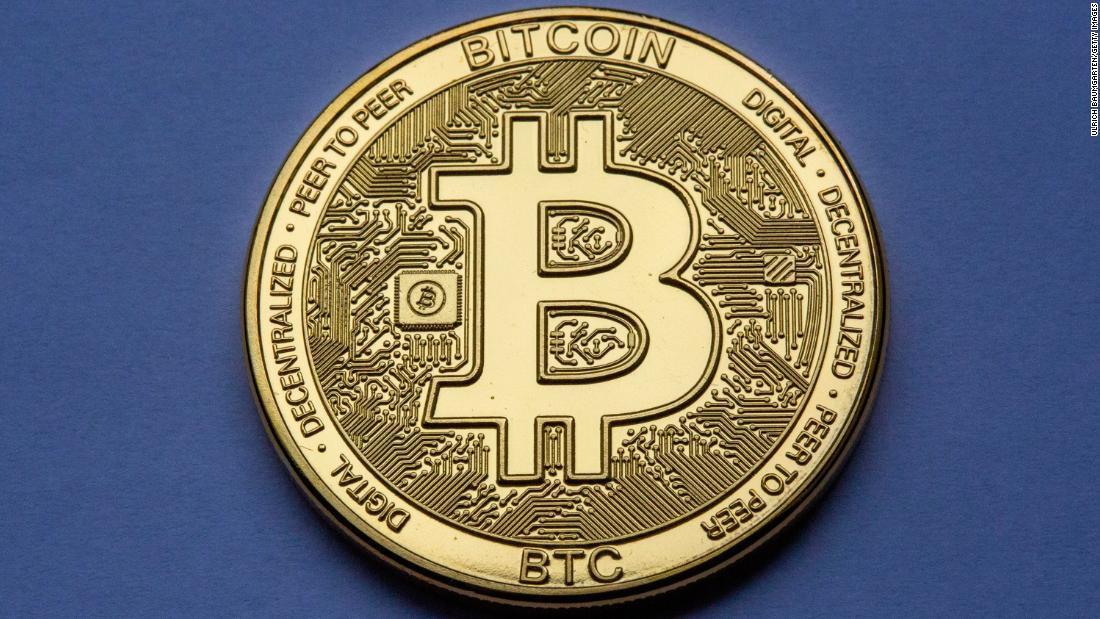 Cae el bitcoin a medida que las criptomonedas se ven afectadas por la liquidación de Evergrande - CNN