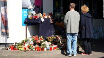 Alemania homicidio cajera