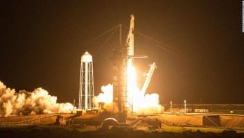 SpaceX inodoro