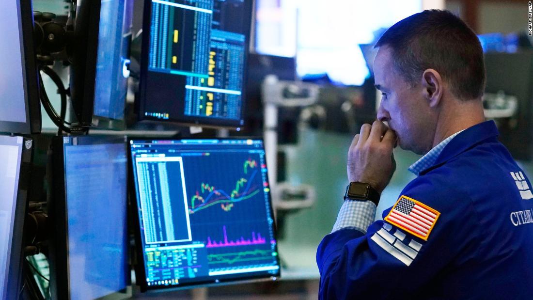 mercado bursátil Dow