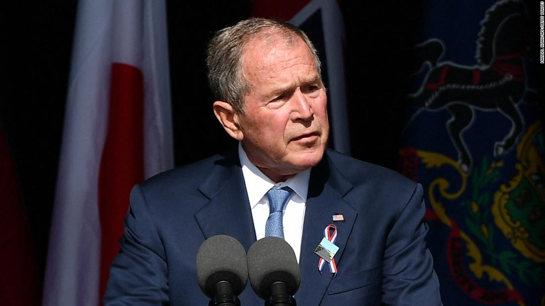 Bush Calls For Violent Domestic Extremists To Stand Up