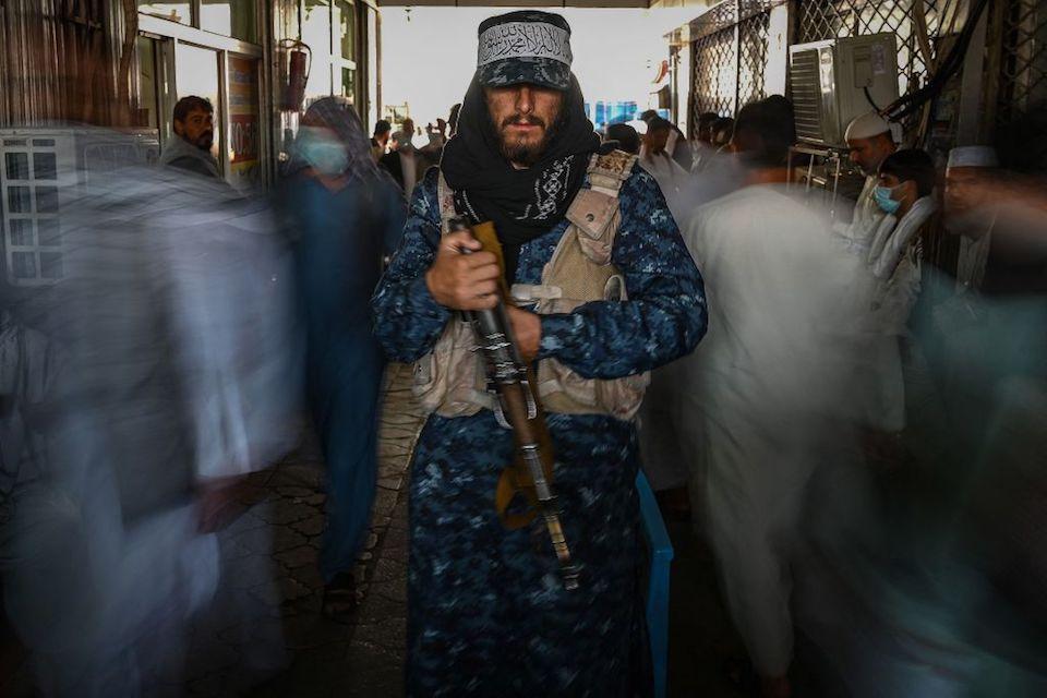 Afganistán podcast