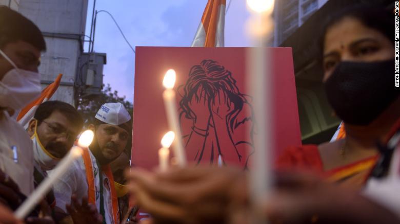 India violación