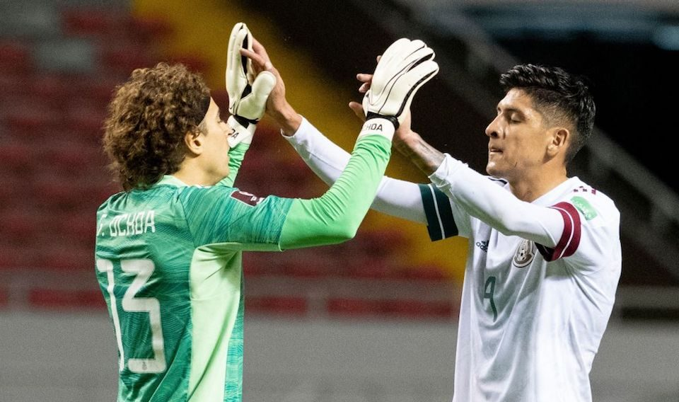 México es líder en las Eliminatorias de la Concacaf