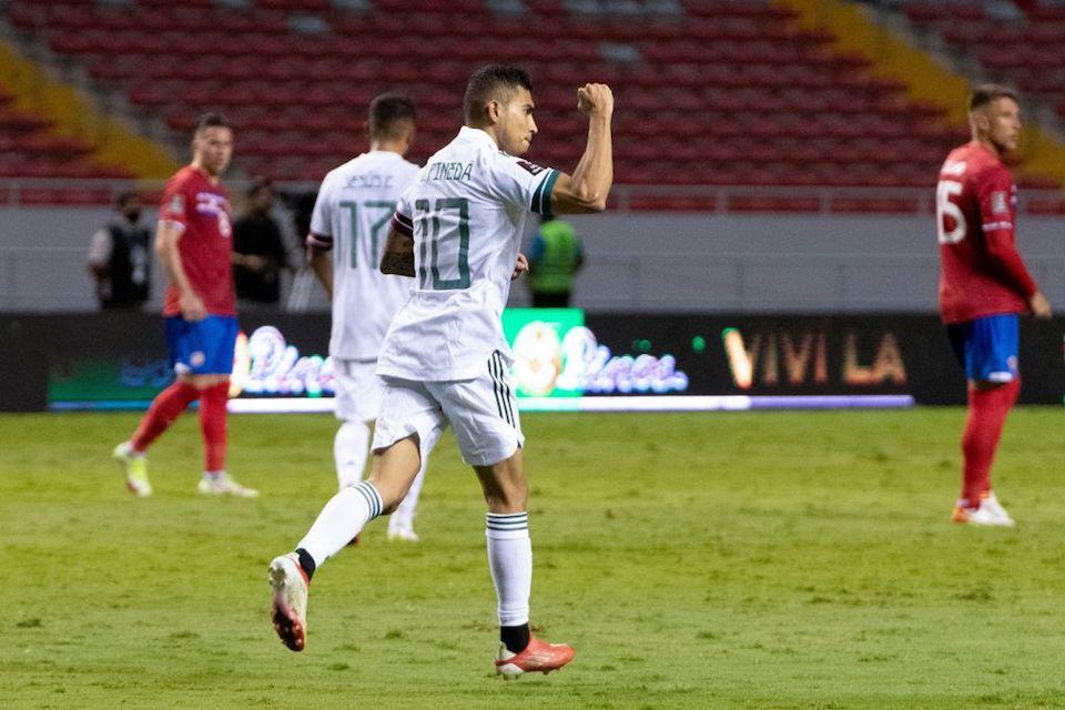 México vs Costa Rica Concacaf