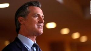 Gavin Newsom, Gobernador de California