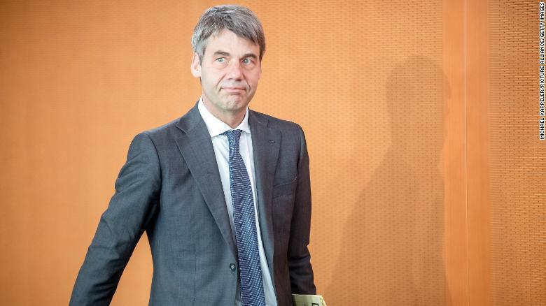 Jan Hecker embajador
