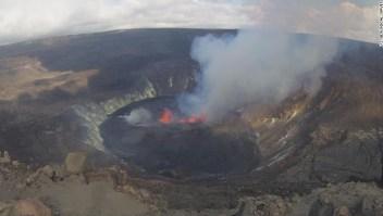 volcán Kilauea de Hawai