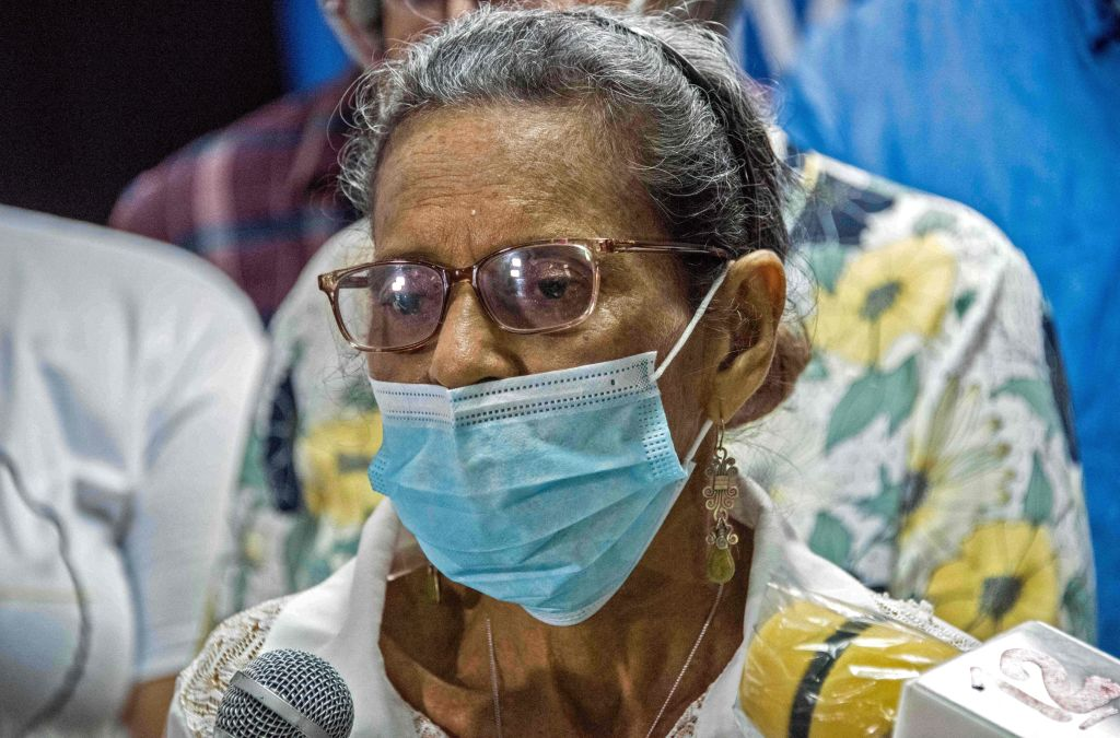Nicaragua: mother of detained student leader Max Jerez dies