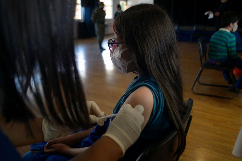 Vacunación covid-19 Latinoamérica tasas por país
