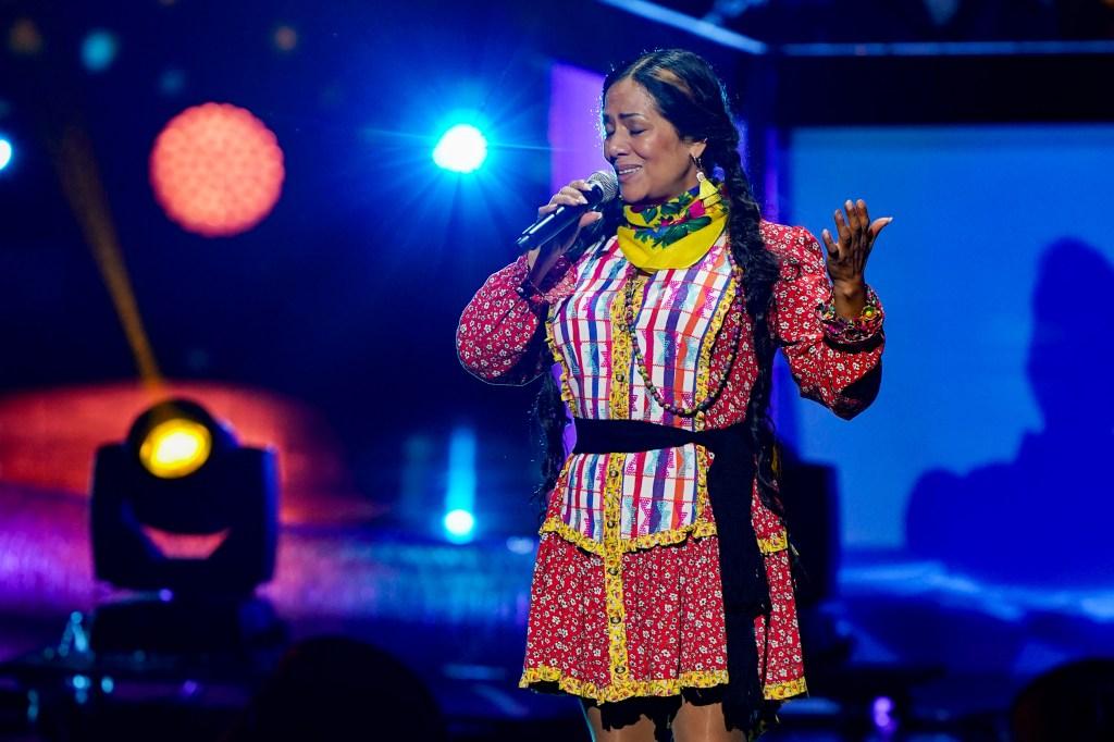 Lila Downs - Premios Lo Nuestro
