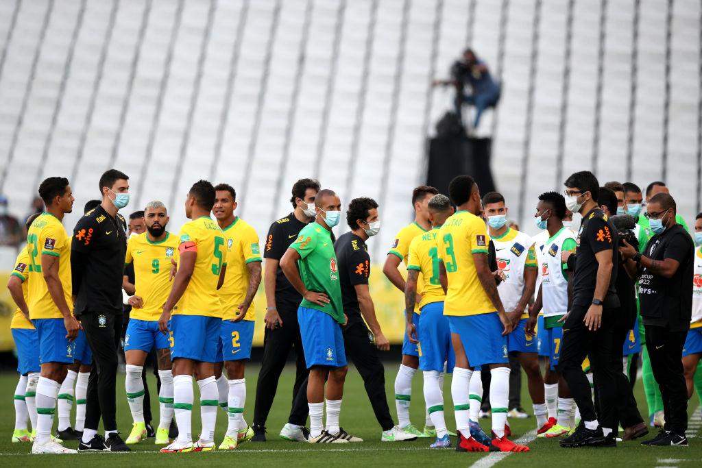 Brasil vs. Argentina: Conmebol y FIFA confirman la suspensión del partido