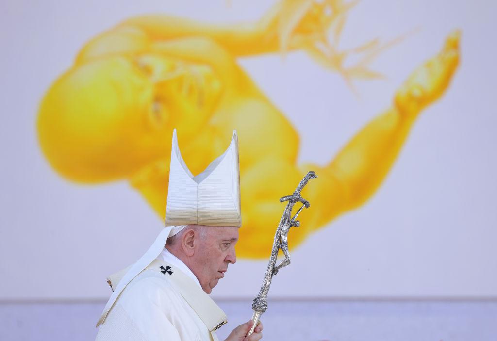 El papa Francisco está desconcertado por la cantidad de personas, incluidos católicos, que se niegan a vacunarse