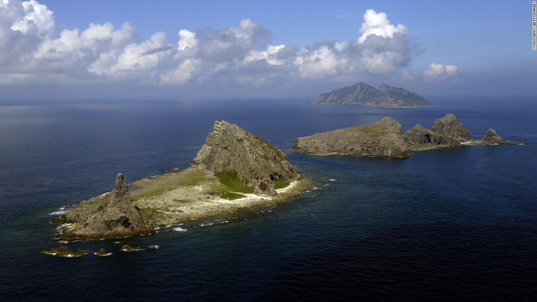 El ministro de Defensa de Japón traza una línea roja en la disputa de la isla con China