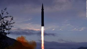 ANÁLISIS   Corea del Norte dice que probó un misil hipersónico. De ser cierto, podría cambiar la ecuación militar en el este de Asia