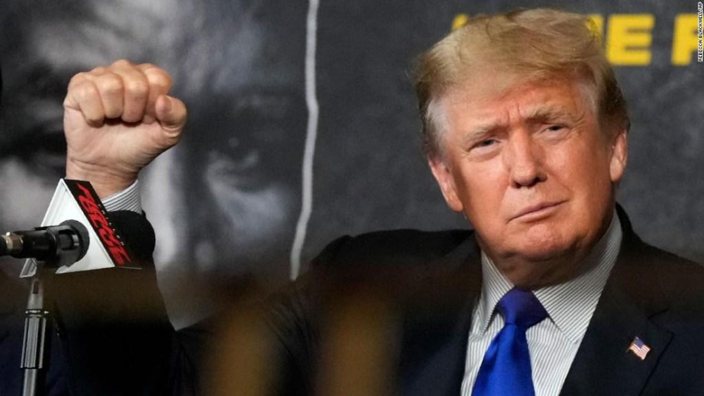 ANÁLISIS   Trump está mostrando cuán divisiva sería una nueva carrera por la Casa Blanca