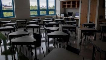 El distrito escolar más grande del país da la bienvenida a los estudiantes de Nueva York a las clases presenciales