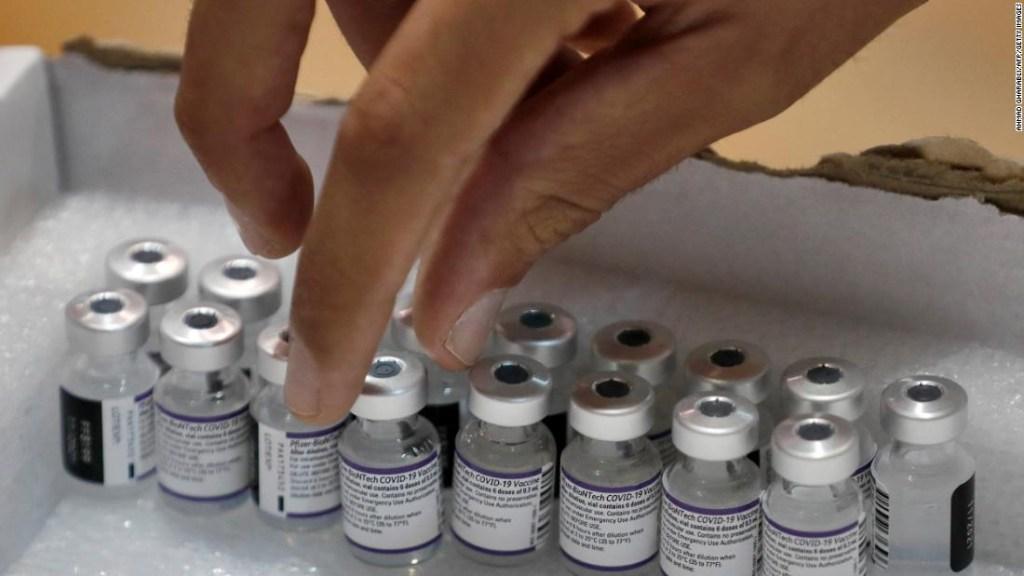 Tres informes respaldan los argumentos a favor de las dosis de refuerzo de la vacuna de covid-19 de Pfizer