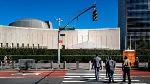 Asamblea General ONU covid vacunación
