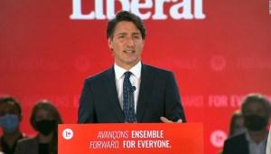 Trudeau Canadá