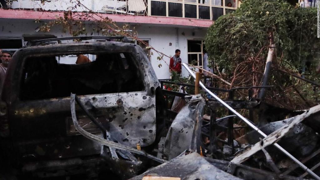EU reconoce que en ataque con drones en Kabul mató inocentes y no integrantes del EI