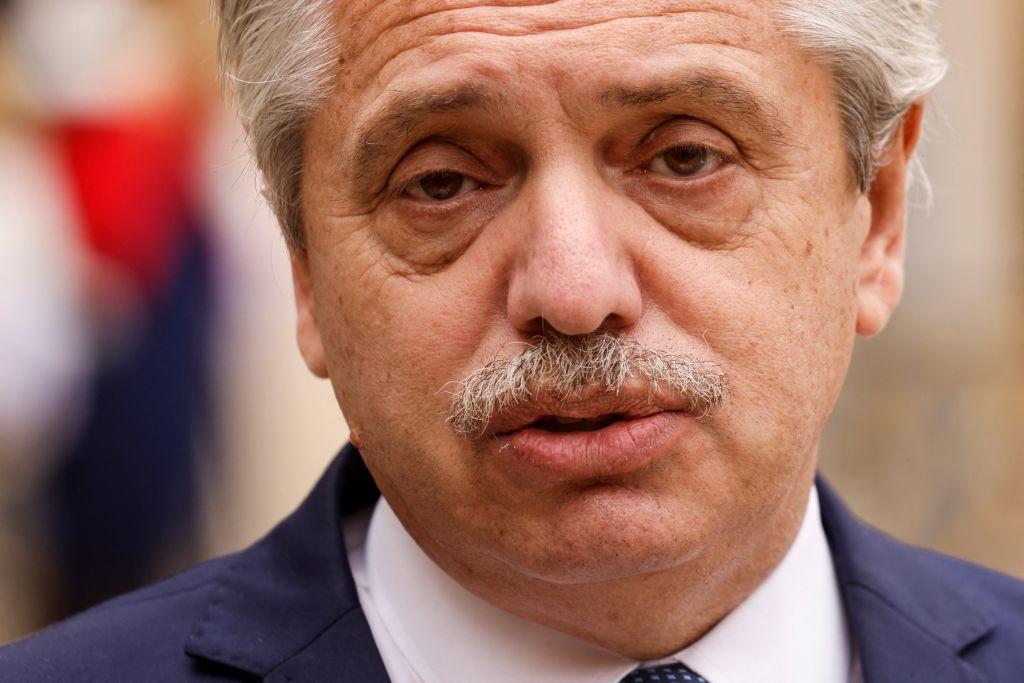 Alberto Fernández se pronunció en Twitter luego de la renuncia de varios ministros y funcionarios