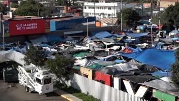 Inmigrantes en Baja California