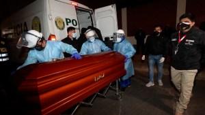 Creman el cuerpo de Abimael Guzmán, el fundador de Sendero Luminoso, CNN presencia el histórico acontecimiento