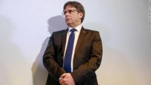 Detienen a Carles Puigdemont en Italia