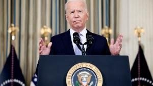 Biden condena patrulla fronteriza que intimidó a migrantes haitianos