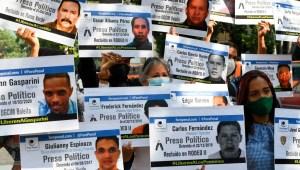 Desalentador informe de derechos humanos en Venezuela