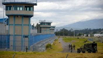 Enfrentamiento en cárcel ecuatoriana deja 24 muertos