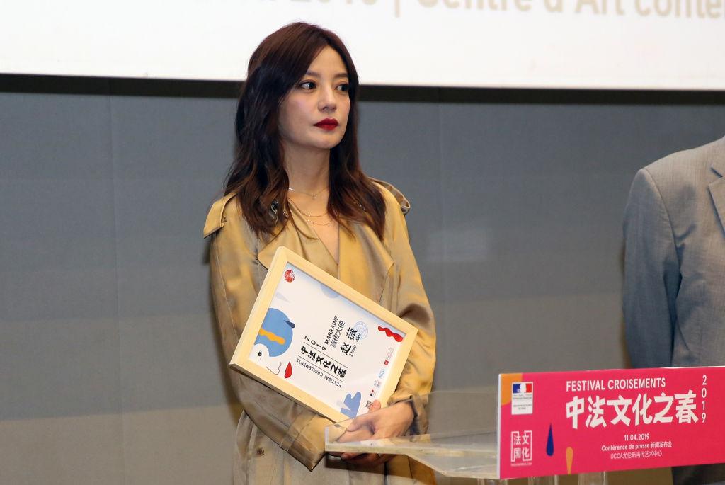 Zhao Wei es una celebridad pero hay muy poca información de ella en internet. Esta es la razón