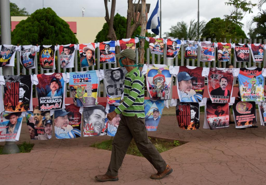 Elecciones en Nicaragua son broma macabra, dice escritor