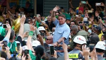 """Bolsonaro se retracta sobre """"desobedecer"""" al Tribunal Supremo"""