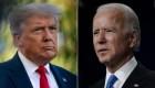 Trump dice que quiere boxear con Biden el 11 de septiembre