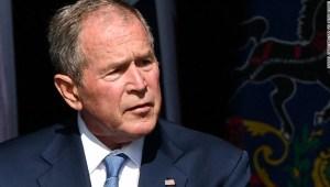 Bush sobre 11S: Se sentía un sufrimiento indescriptible
