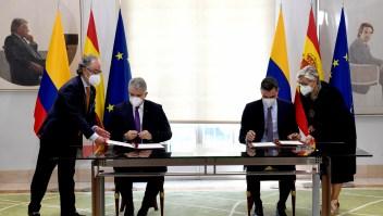 Las razones de las protestas por la llegada de Iván Duque a España