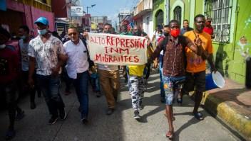 La crisis de refugiados en México, según funcionario