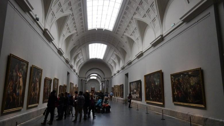El arte que viajaba entre España y las colonias