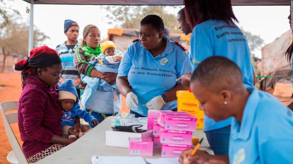 OMS recomienda uso de primera vacuna contra la malaria