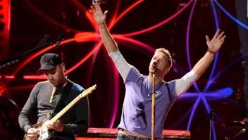 Coldplay usará baterías recicladas en su próxima gira